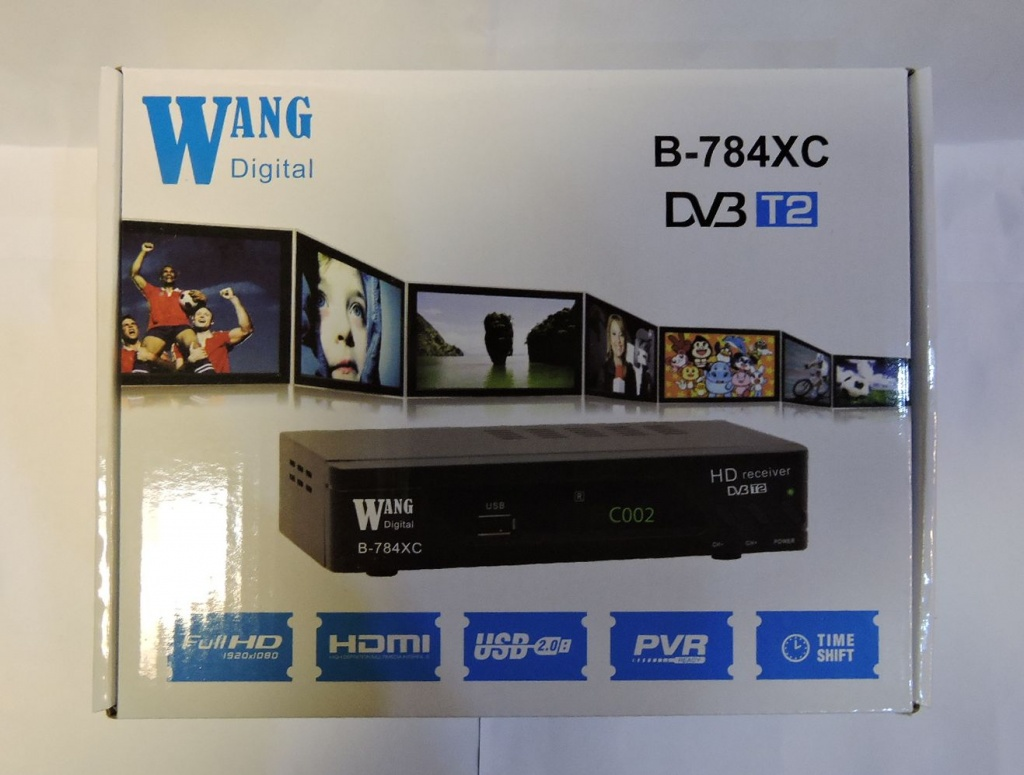 Приставка DVB T2 1